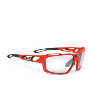 Rudy Project Sintryx - Impact™ Photochromic 2Black - Fire Red Gloss