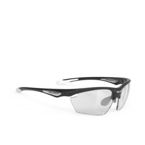 Rudy Project Stratofly - Impactx™ Photochromic 2Black - Black Gloss / Wit